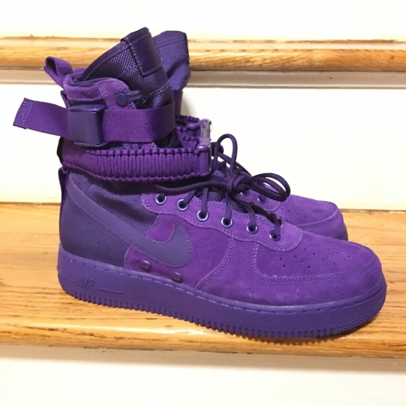 48fde7eafac774 Nike SF AF 1 Air Force 1 Court Suede Size 9.5
